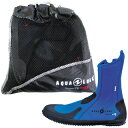 AQUALUNG(アクアラング) ERGO Boots エルゴ ブーツ (ブルー) 【05P23Apr17】