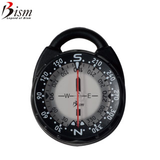 【Bism】AC3400 クリップマウントコンパス【02P16Apr19】