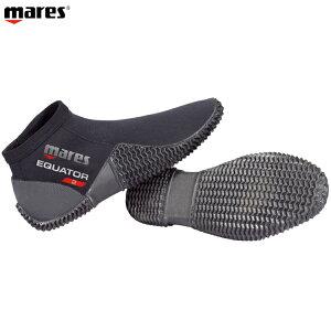 ダイビング シュノーケル ブーツ mares マレス イクエイターブーツEQUATOR BOOTS 412636【ダイビング用ブーツ】