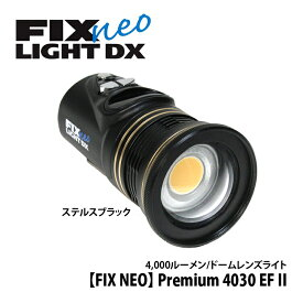 [ Fisheye ] フィッシュアイ FIX NEO Premium 4030 EF II [mic-point]