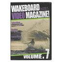 WAKEBOARD VIDEO MAGAZINE ! ウェイクボードビデオマガジン vol.7 【ネコポス対応可】【02P06Aug17】