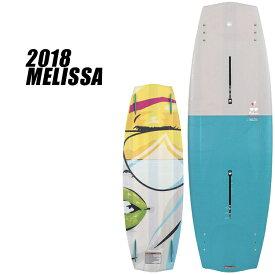 【Liquid Force リキッドフォース】2018年モデル MELISSA メリッサ [131]【送料無料】