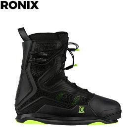 [ RONIX ] ロニックス 2021年モデル RXT Boots RXTブーツ ウエイクボード用ビンディング ウェイク用ブーツ Wake Board Binding