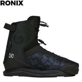 [ RONIX ] ロニックス 2021年モデル PARKS Boots パークスブーツ ウエイクボード用ビンディング ウェイク用ブーツ Wake Board Binding