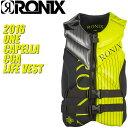 【RONIX ロニックス】 2016年モデル ONE CAPELLA CGA Life Vest ワン カペラ CGA ライフベスト 【05P14Apr17】