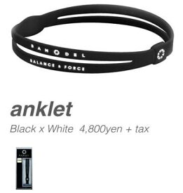 【BANDEL】BANDEL anklet バンデルアンクレット ブラック【02P13Jul19】