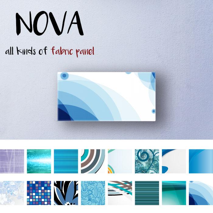 ファブリックパネル 北欧 モダン アーティスティック デジタル デザイン 宇宙 ブルー sea 青い 青 深海 水 ウォーター 水泡 泡 さざ波 日光 快晴 生地 自作 おしゃれ 壁掛け アートパネル