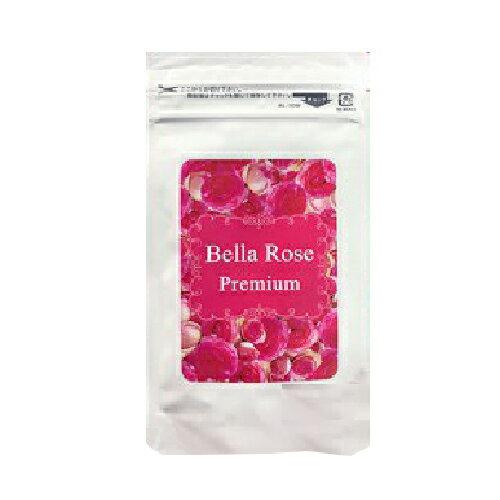 ベラローズプレミアム 60粒 ローズサプリ 飲む香水 口臭対策 サプリ 口コミ 薔薇 サプリメント[ネコポス対応可]
