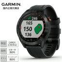 GARMIN Approach S40 Black 010-02140-21ガーミン アプローチ ブラック ゴルフ ランニング サイクリング スイム スポーツ アウトドア[時計 スマートウォッチ ウェアラブル GPS 防水]