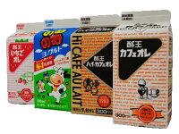 酪王カフェオレいちご牛乳ハイ・カフェオレのむのむヨーグルト300ml3本×4種類セット