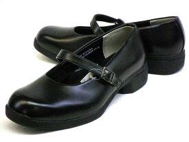【moon STAR】女子学生さん向け合成皮革3Eストラップシューズ 通学靴 ムーンスター レディース ストラップシューズ BVL5757 BL