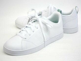 VALCLEAN 2 阿迪達斯男裝白色運動鞋 F99251