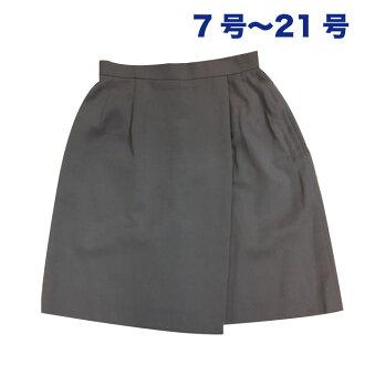 Uniform ◆ 7 -21 ◆ Mocha for the office uniform culotte skirt female office worker uniform company uniform uniform office work skirt office work