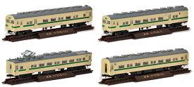 鉄コレ 国鉄715系0番代(長崎本線・旧塗装)4両セットA 【トミーテック・281320】「鉄道模型 Nゲージ TOMYTEC」