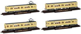 鉄コレ 東武鉄道2000系基本4両セット 【トミーテック・283249】「鉄道模型 Nゲージ TOMYTEC」