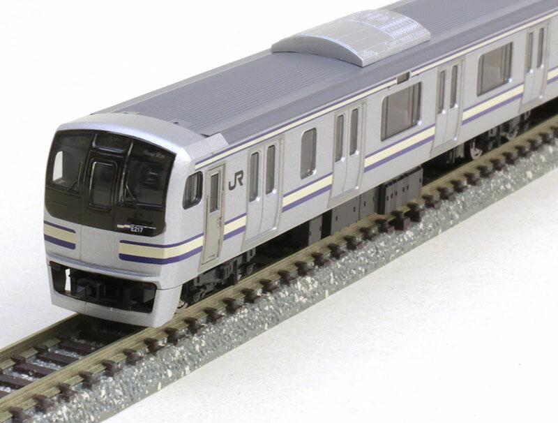 【新品・24時間以内に発送】E217系近郊電車(4次車・旧塗装)基本セットA (7両)【TOMIX・98633】「鉄道模型 Nゲージ トミックス」