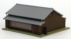 切妻造りの町家 1【KATO・23-480】「鉄道模型 Nゲージ ストラクチャー」