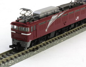 EF81・24系特急寝台客車(エルム)セット (7両)【TOMIX・98642】「鉄道模型 Nゲージ トミックス」