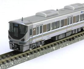 225系0番台「新快速」 8両セット【KATO・10-871】「鉄道模型 Nゲージ カトー」