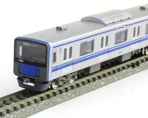 西武20000系(池袋線 20102編成 白ライト)基本4両編成セット(動力付き)【グリーンマックス・30969】「鉄道模型 Nゲージ」