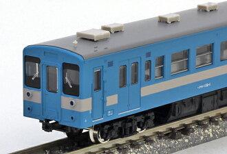 """国铁119系统饭田线3辆组成安排""""铁道模型N测量仪器GREENMAX"""""""