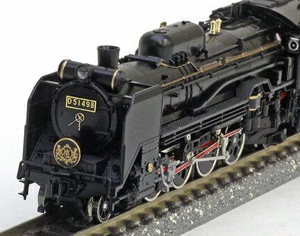 ※再生産 7月発売※D51 498 オリエントエクスプレス'88【KATO・2016-2】「鉄道模型 Nゲージ カトー」