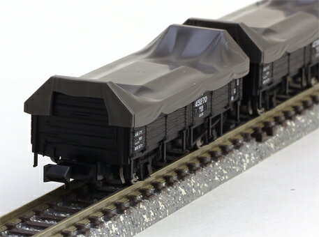 トラ45000 積荷付 2両入【KATO・8027-1】「鉄道模型 Nゲージ カトー」