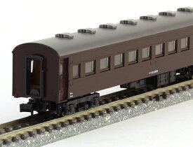 スハ43 茶【KATO・5133-1】「鉄道模型 Nゲージ カトー」