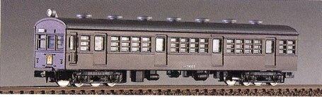 クハ79形(原型)(未塗装組立キット)【グリーンマックス・158】「鉄道模型 Nゲージ GREENMAX」