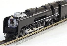 UP FEF-3 蒸気機関車 #844 (黒)【KATO・12605-2】「鉄道模型 Nゲージ カトー」
