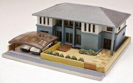 建コレ013-3 現代住宅C3【トミーテック・258681】「鉄道模型 Nゲージ TOMYTEC」