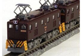 鉄コレ東武鉄道ED5080形 (ED5082・ED5083)2両セット【トミーテック・258452】「鉄道模型 Nゲージ TOMYTEC」