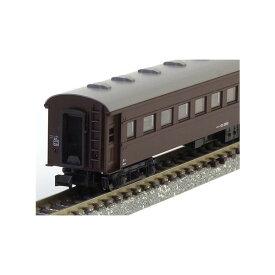 オハ35系 戦後形 オハフ33 茶【KATO・5128-3】「鉄道模型 Nゲージ カトー」