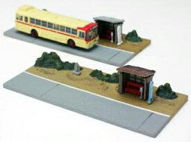 情景小物008-4 バス停B4 【トミーテック・262978】「鉄道模型 Nゲージ TOMYTEC」