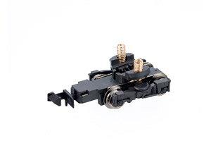 動力台車 DT71D(黒車輪)【TOMIX・0468】「鉄道模型 Nゲージ トミックス オプションパーツ」