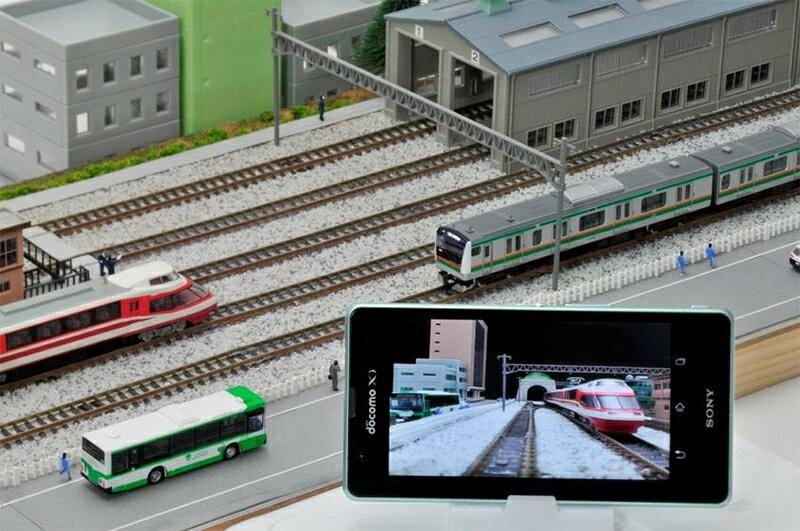 車載カメラシステムセット(E233-3000系) (3両) 【TOMIX・5594】「鉄道模型 Nゲージ トミックス」
