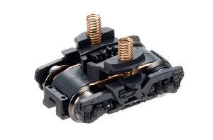 動力台車 TR226濃グレー(黒車輪)【TOMIX・6627】「鉄道模型 Nゲージ トミックス オプションパーツ」