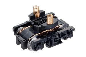 動力台車 DT31N(黒車輪)【TOMIX・6628】「鉄道模型 Nゲージ トミックス オプションパーツ」