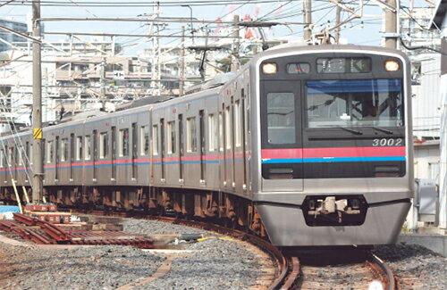 京成3000形 3002編成 検測装置 6両セット 【マイクロエース・A7332】「鉄道模型 Nゲージ MICROACE」