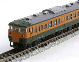 115系300番台湘南色 4両増結セット 【KATO・10-1409】「鉄道模型 Nゲージ カトー」
