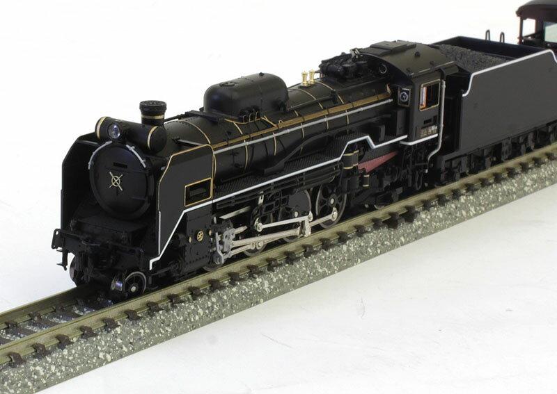 ※新製品 8月発売※D51 200+35系 SL「やまぐち」号 6両セット 【特別企画品】 【KATO・10-1499】「鉄道模型 Nゲージ カトー」