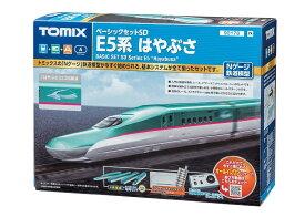 ベーシックセットSD E5系ハヤブサ+カタログ【TOMIX・90178set】「鉄道模型 Nゲージ トミックス」
