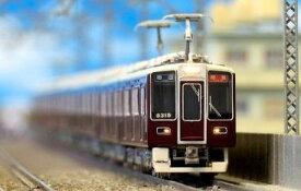 ※新製品 7月発売※阪急8300系 (京都線 3次車 8315編成) 8両編成セット(動力付き)【グリーンマックス・30433】「鉄道模型 Nゲージ」
