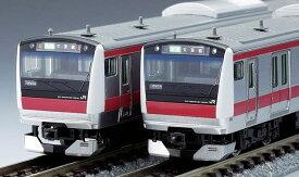 ※新製品 1月発売※E233-5000系電車(京葉線)基本セット(4両)【TOMIX・98409】「鉄道模型 Nゲージ トミックス」