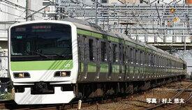 ※新製品 11月発売※E231-500系通勤電車(山手線)基本セット(6両)【TOMIX・98716】「鉄道模型 Nゲージ トミックス」