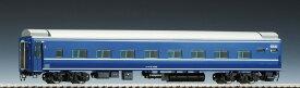 ※新製品 9月発売※オハネ15形(白帯)【TOMIX・HO-5024】「鉄道模型 HOゲージ トミックス」