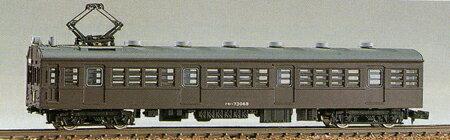 クモハ73(原型)制御電動車(未塗装組立キット)【グリーンマックス・157】「鉄道模型 Nゲージ GREENMAX」