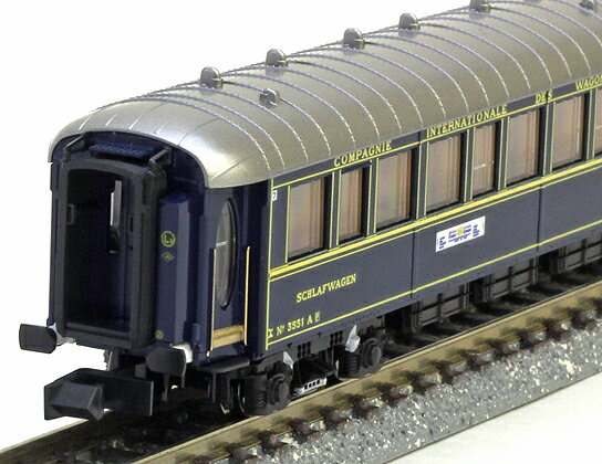 【新品・24時間以内に発送】オリエントエクスプレス'88 7両基本セット【KATO・10-561】「鉄道模型 Nゲージ カトー」