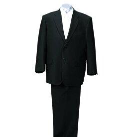【送料無料】 大きいサイズ メンズ 2ツ釦礼服 (ブラック) (3L 4L 5L 6L 7L 8L) 【あす楽対応】