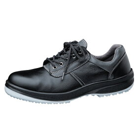 【大サイズ】滑りにくい靴【送料無料】ミドリ安全安全靴超耐滑底ワイド樹脂先芯ハイグリップセフティHGS310ブラック大
